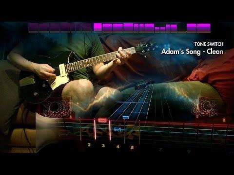 "Rocksmith Remastered - DLC - Guitar - blink-182 ""Adam's Song"""