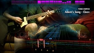 "Rocksmith Remastered - DLC - Guitar - blink-182 ""Adam's Song"""