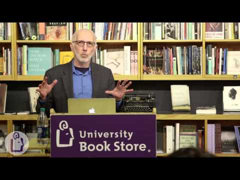 Nick Licata introduces Becoming a Citizen Activist at University Book Store - Seattle