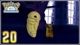 PokéPark Wii Capítulo 20 - KAKUNA SCREAMER !
