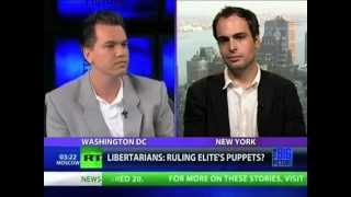 Libertarianism Vs. Socialism with Austin Petersen