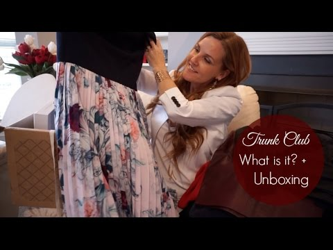 Trunk Club Styling Explained: Unboxing and Review