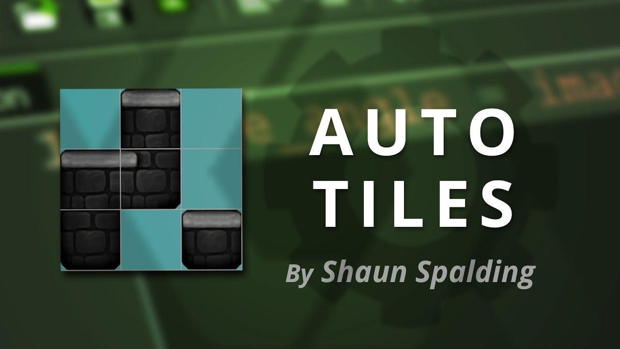 What's the template for auto tiling? | GameMaker Community