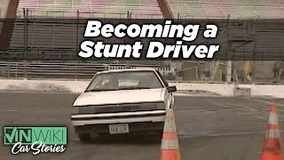 Gambar cover What does it take to become a stunt driver?