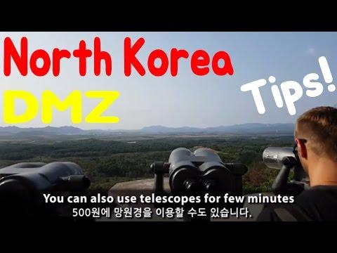 임진각 안보관광 - DMZ tour(see North Korea from South Korea) - Imjinkak tour