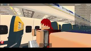 Roblox Ryanair Flug   01/02/19   Roalt - Zadar (Teil 4)