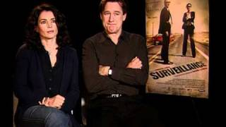 Surveillance - Exclusive: Bill Pullman and Julia Ormond