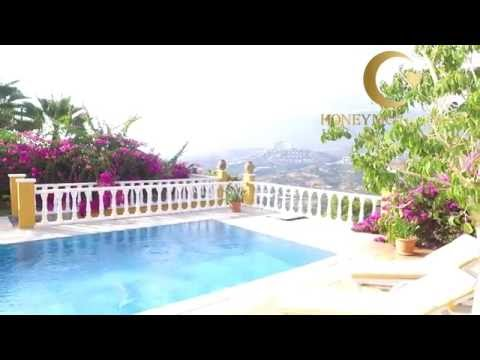 A Video Tour of the Beautiful Honeymoon Villa Alanya