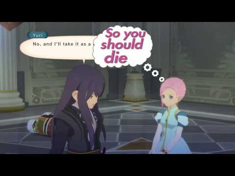 Tales of Vesperia:Definitive edition | part two (easy mode) |