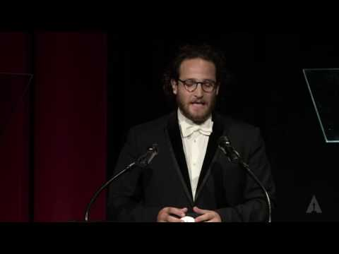 David Henry Gerson, Alternative Gold Medal: 2016 Student Academy Awards