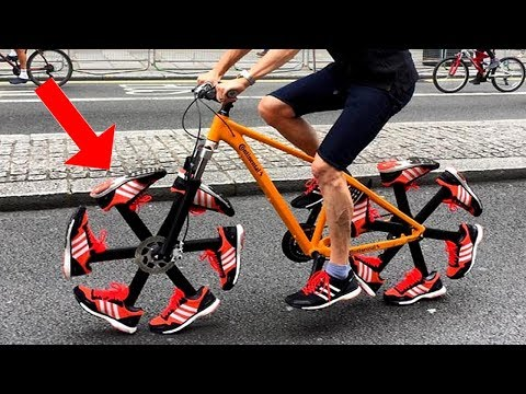 8 Biciclette Incredibili Che Sono Unici Al Mondo