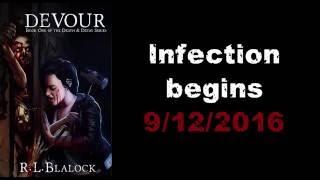 Devour Book Trailer