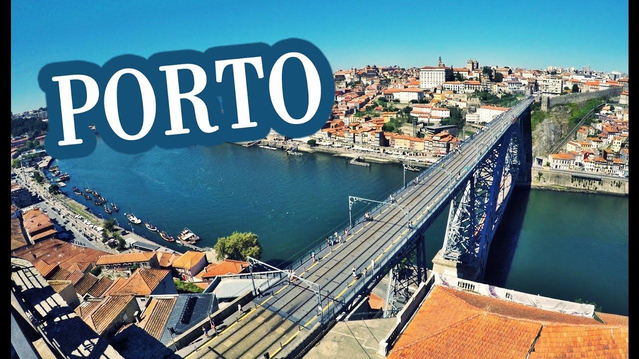 porto portugal oporto 4k youtube. Black Bedroom Furniture Sets. Home Design Ideas