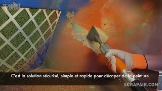 DÉCAPEUR PNEUMATIQUE COURT vidéo