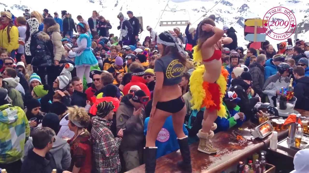 Folie Douce Closing Party 2013 Youtube