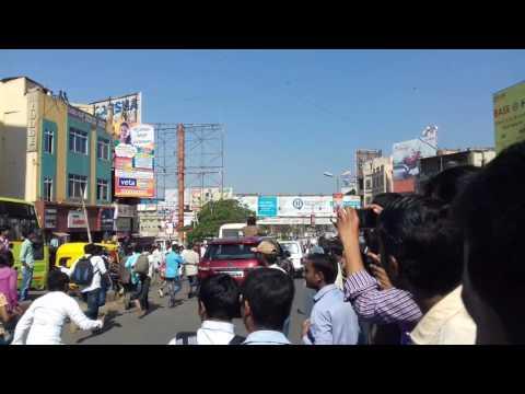 Yash in Hubli Karnataka