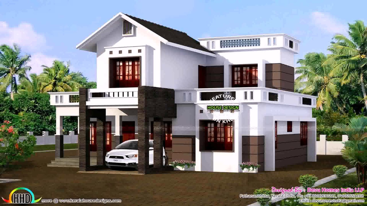 Kerala House Plans In 5 Cents Youtube