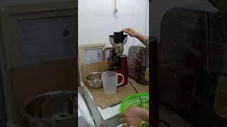 Review ép ổi bằng máy ép trái cây SATVM JE07