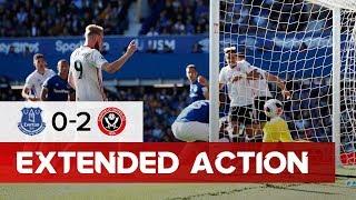 Everton v Sheffield United | Extended Premier League highlights