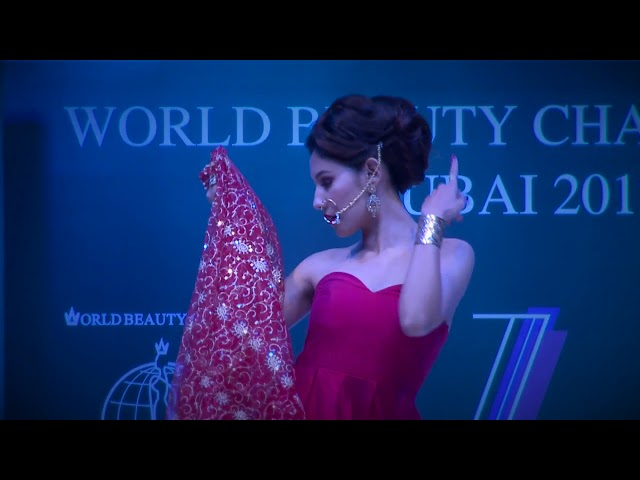 World Beauty Championship of Hairstyling Art and Make Up by the World Beauty Congress in Dubai 2017
