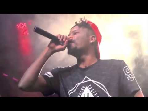 SUPERSTAR RAPPER YCEE APPEARS ON THE SHOW!