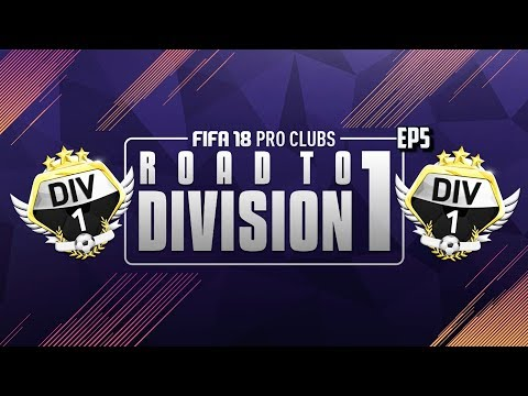 FIFA 18 Pro Clubs Series   #5   Huge Penalty Fail...