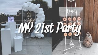 HOW TO THROW A PARTY | DIY BALLOON GARLAND, PLATTER ETC
