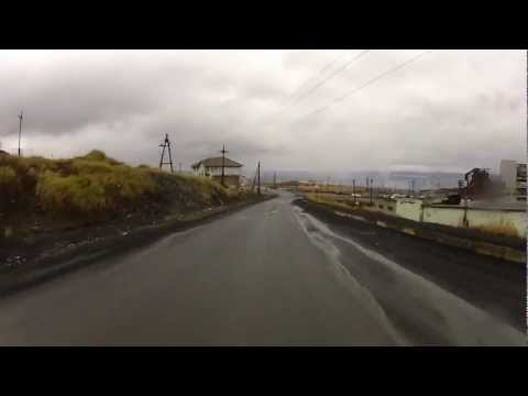 Town of Nikel / Никель in Russia (07.10.2012) [HD]