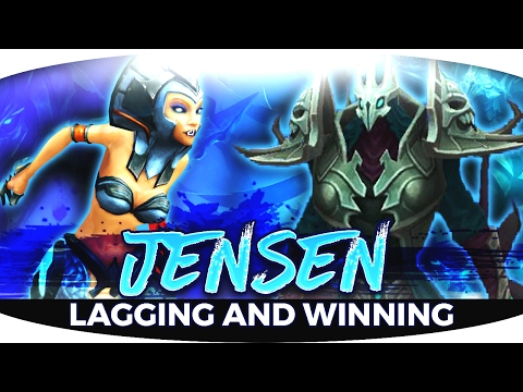 C9 Jensen | LAGGING AND WINNING