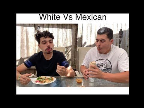 Ordering Food When You're White Vs Mexican | MrChuy