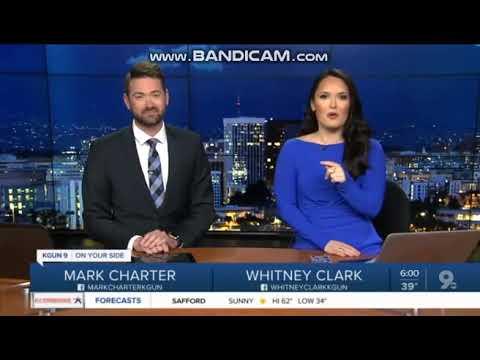 KGUN-TV KGUN 9 Good Morning Tucson News Open 1/28/20