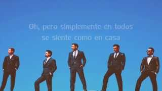 Backstreet Boys Feels Like Home (traducida al español)
