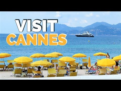 CANNES Top Attractions, France |  Côte d'Azur
