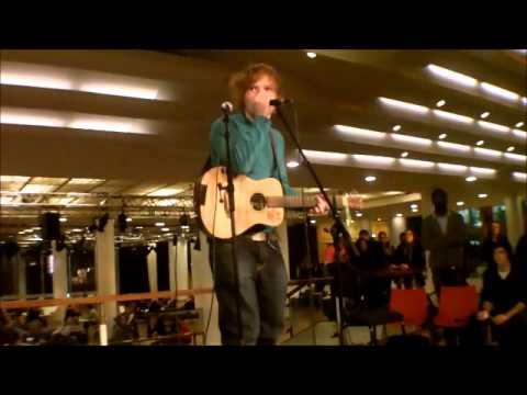 Vintage Poejazzi - Ed Sheeran - You Need Me, I Don't Need You | The City | A Team