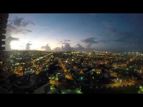 Port of Spain Timelapse