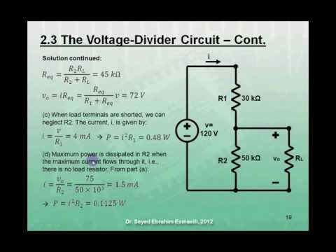 Electric Circuits - Electrical Engineering Fundamentals - Lecture 2