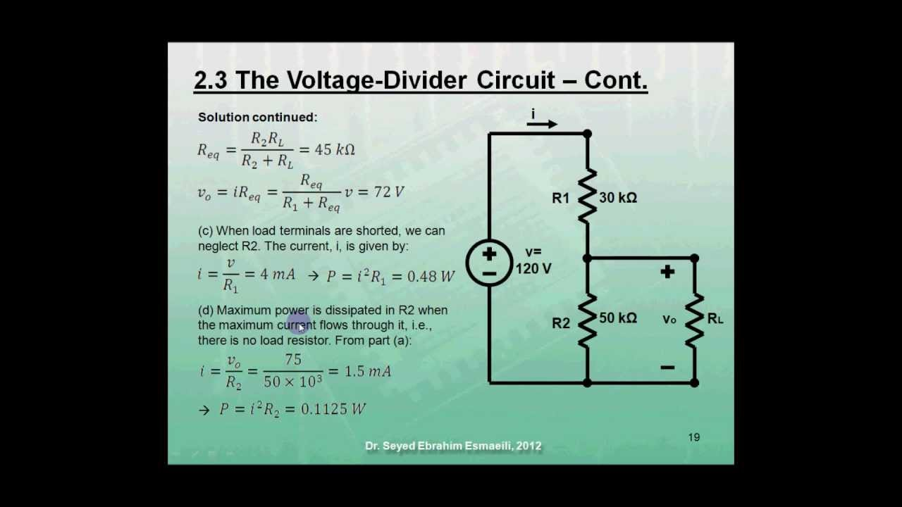 Electric Circuits - Electrical Engineering Fundamentals - Lecture 2 ...