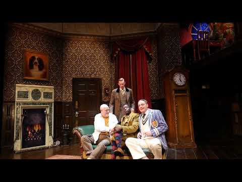 Mischief Theatre Company presents hilarious, award winning comedy The Play That Goes Wrong