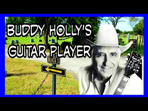 Tommy Allsup Legendary Guitar Player of Buddy Holly