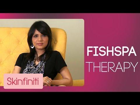 Fish Spa Therapy || Skincare || Skinfiniti With Dr.Jaishree Sharad