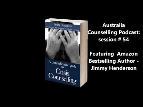 Australian Counselling Podcast 54 with Amazon Best-Selling Author - Jimmy Henderson