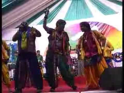 Live Garba 2014 - Lions Club Gandhinagar Navratri (30 Sep 2014) Day 6 - Part - 1