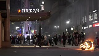 NYC curfew ends, earlier start set for Tuesday night after more looting