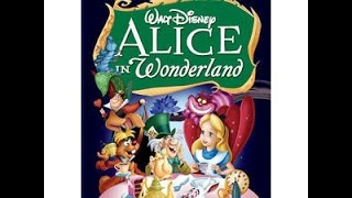 Opening To Alice In Wonderland 2010 DVD (Disc 2)