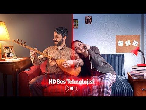 Hasret Çekenlere Vodafone 4.5G'den HD Ses Teknolojisi. #BabamıArarım