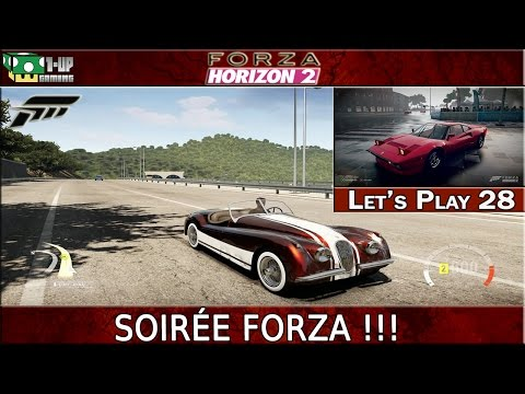 Forza Horizon 2 - 28. Test Des Trésors | Let's Play {Xbox One} FR