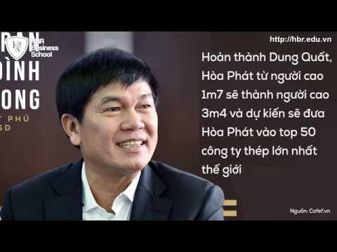 Bài học kinh doanh thành công – Hòa Phát đang khiến Hoa Sen thua trên sân chơi của chính mình?