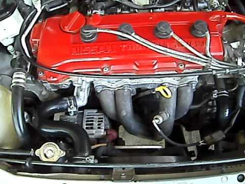 1996 Nissan Sentra GLE - YouTube