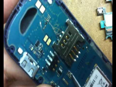 samsung e1200 E1205 E1207 sim solution الحل النهائي سيم كارت