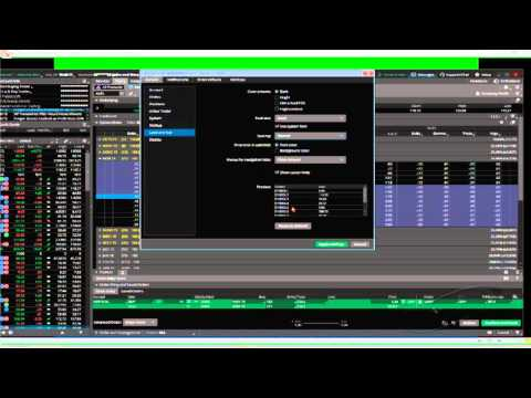 John Person and David Kier -TD Ameritrade Platform TOS and PPS indicator on TOS